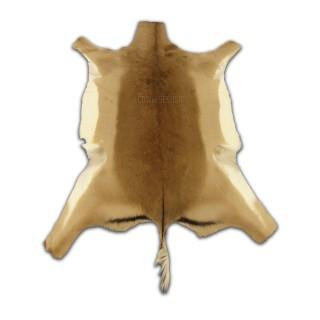 African Impala Antelope Hide Skin Buckskin similar to Cowhide Rug or Goat Skin